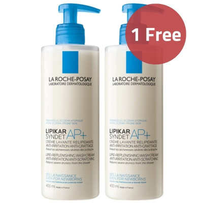 La Roche Posay Lipikar Syndnet AP+ Body Wash 400ml