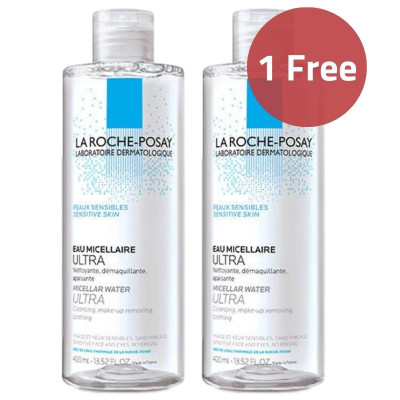 La Roche Posay Micellar Water Cleanser Ultra 400ml