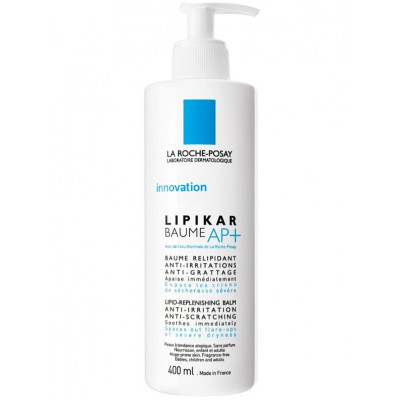 La Roche Posay Lipikar Balm AP+ Intense Repair 400ml