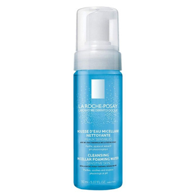 La Roche Posay Micellar Foaming Water Cleanser 150ml