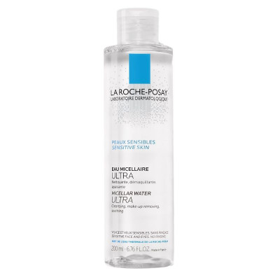 La Roche Posay Micellar Water Cleanser Ultra 200ml