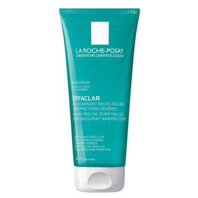 La Roche Posay Effaclar Micro-Peeling Purifying Cleanser 200ml