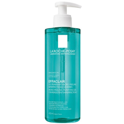 La Roche Posay Effaclar Micro-Peeling Purifying Cleanser 400ml