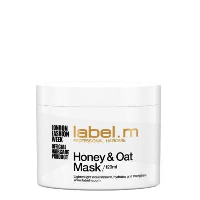 Label M Honey & Oat Treatment Mask 120ml