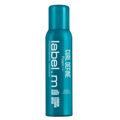 Label M Curl Define Foam 150ml