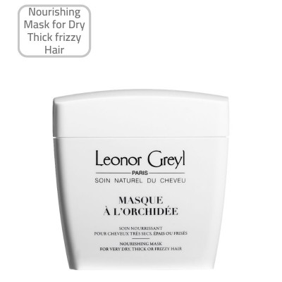 Leonor Greyl Mask à l'Orchidée – Thick Dry Hair 200ml
