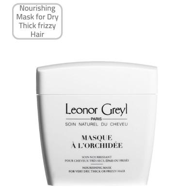 Leonor Greyl Mask à l'Orchidée – Thick Dry Hair 200ml