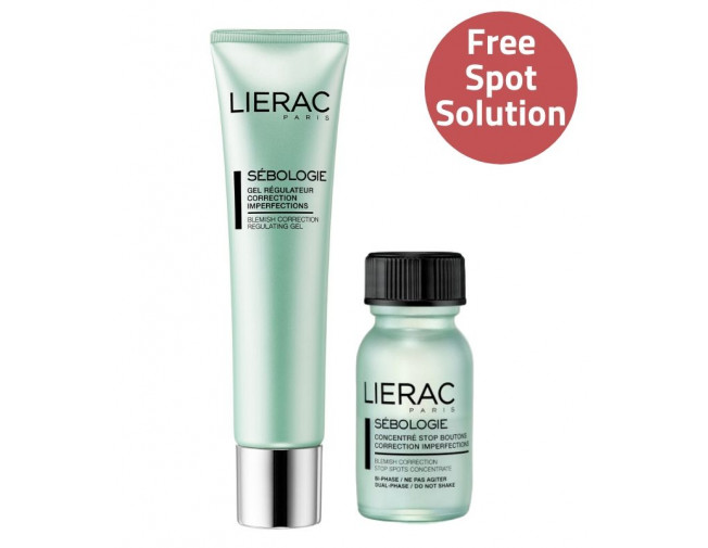Lierac Sebologie Mattifying Gel & Stop Spot Offer