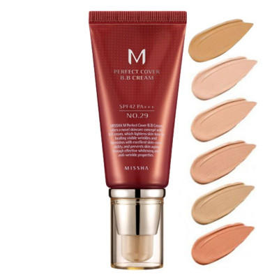 Missha M Perfect Cover BB Cream SPF42 50ml