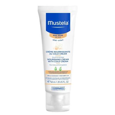 Mustela Nourishing Face Cream for Dry Skin 40ml