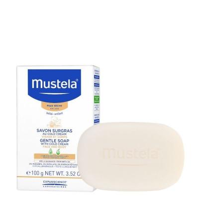 Mustela Nourishing Soap Bar for Dry Skin 100g
