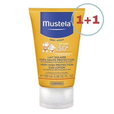 Mustela Sun Lotion 100ml Offer