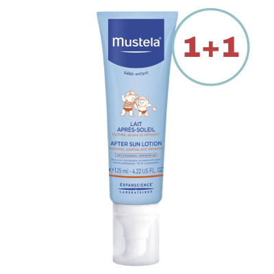 Mustela After-Sun Lotion 125ml Offer