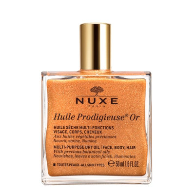 NUXE Huile Progidieux Shimmering Dry Oil 50ml