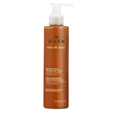 NUXE Face Cleansing & Makeup Removing Gel 200ml