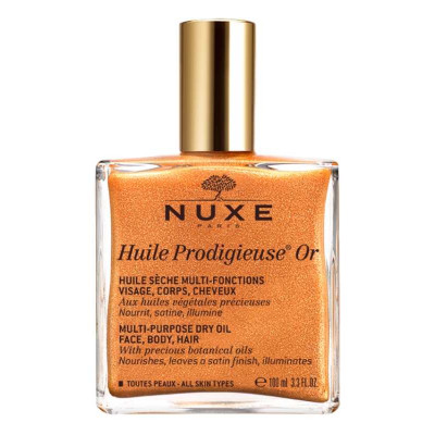 NUXE Huile Progidieux Shimmering Dry Oil 100ml