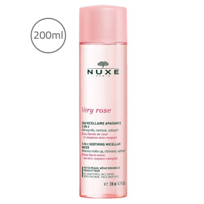 NUXE Very Rose Micellar Water 200ml