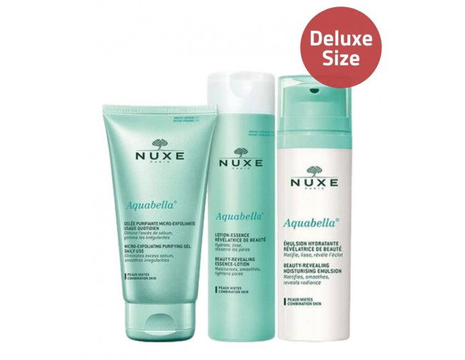 NUXE Aquabella Oily & Combination Skin Beauty Pouch
