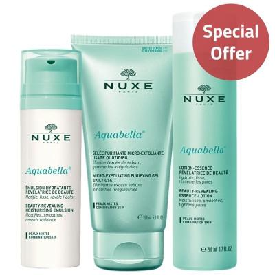 NUXE Aquabella Oily & Combination Skin Set