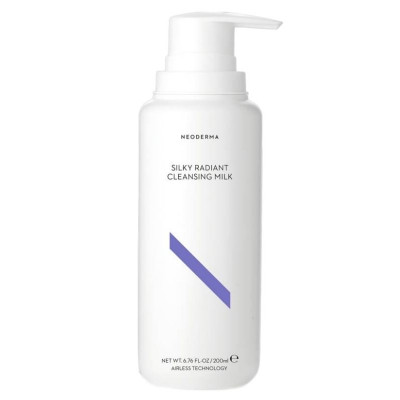 Neoderma Silky Radiant Cleansing Milk 200ml