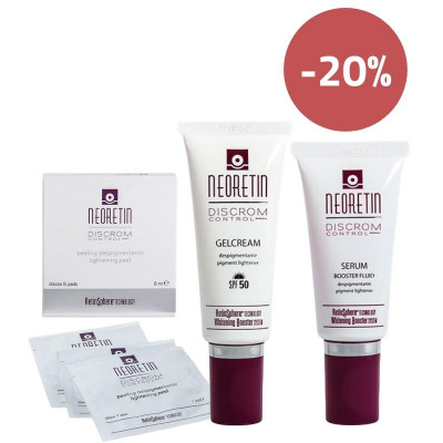 Neoretin Anti-Aging & Whitening Booster Set