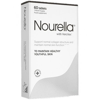 Nourella Skin Support 60 Tablets