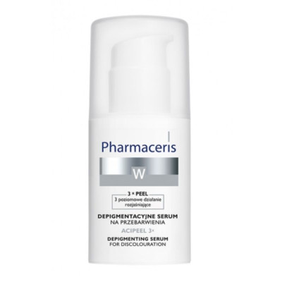 Pharmaceris Acipeel 3x Night Whitening Serum 30ml