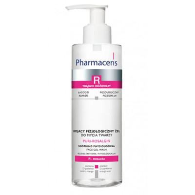Pharmaceris Puri-Rosalgin Soothing Cleanser 190ml