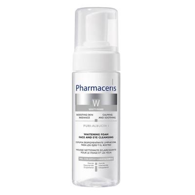 Pharmaceris Puri-Albucin Whitening Cleansing Foam 150ml
