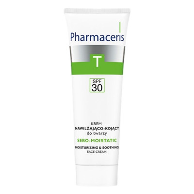 Pharmaceris Moisturizing Soothing Face Cream SPF30 50ml