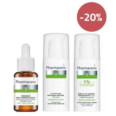 Pharmaceris Oily & Acne-Prone Skin Set