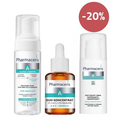 Pharmaceris Anti-Aging & Moisturizing Set