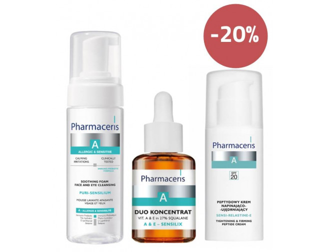 Pharmaceris Anti-Aging & Moisturizing Set