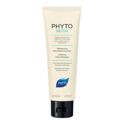 Phyto Detox Clarifying Shampoo 125ml