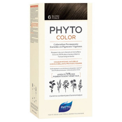 Phyto Color 6 Dark Blond
