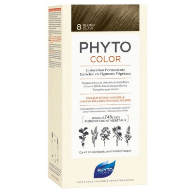 Phyto Color 8 Light Blond