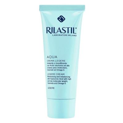 Rilastil Aqua LIGHT Moisturizing Cream 50ml