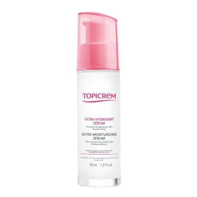 Topicrem Ultra Moisturizing Serum 30ml