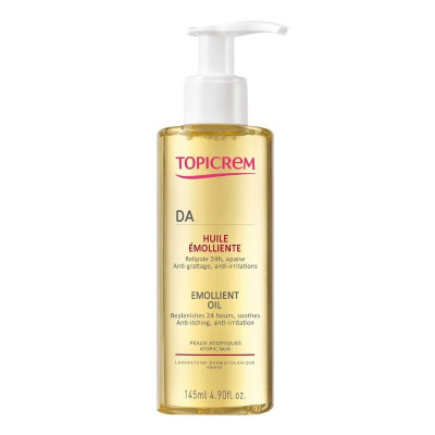 Topicrem AD Emolliant Oil 145ml
