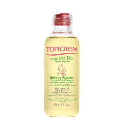 Topicrem Massage Oil Mum & Baby 150ml