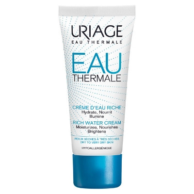 Uriage Rich Water Cream 40ml