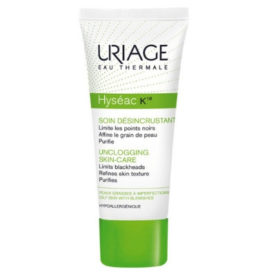 Uriage Hyseac K18 Pore Cleansing Care 40ml