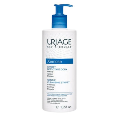 Uriage Xemose Gentle Cleansing Cream-Gel 500ml