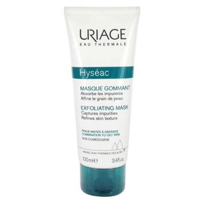 Uriage Hyseac Exfoliating Mask 100ml
