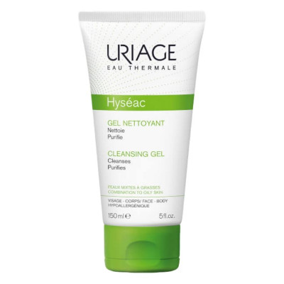 Uriage Hyseac Cleansing Gel 150ml