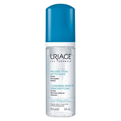 Uriage Cleansing Makeup Remover Foam 150ml