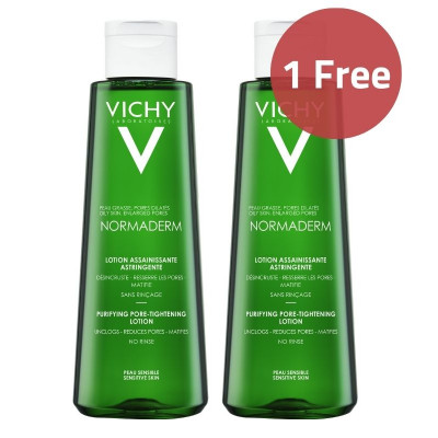 Vichy Normaderm Purifying Pore-Tightening Toner 200ml