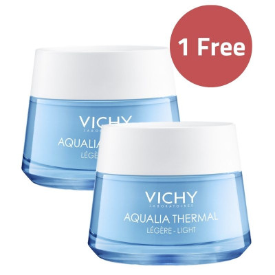 Vichy Aqualia Thermal Rehydrating Light Day Cream 50ml