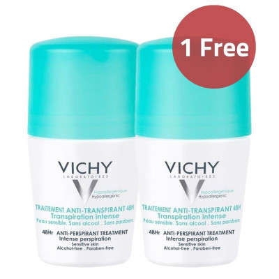 Vichy 48 Hour Anti-Perspirant Deodorant 50ml