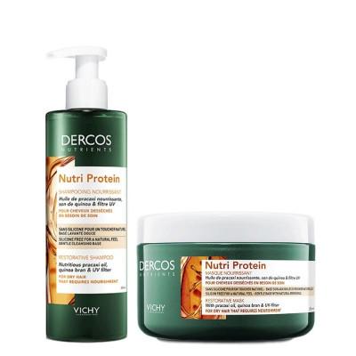 Vichy Nutri Protein Restorative Hair Set